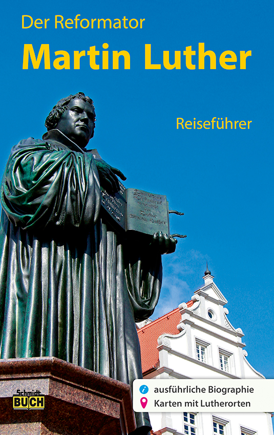 Cover des Luther-Reiseführers